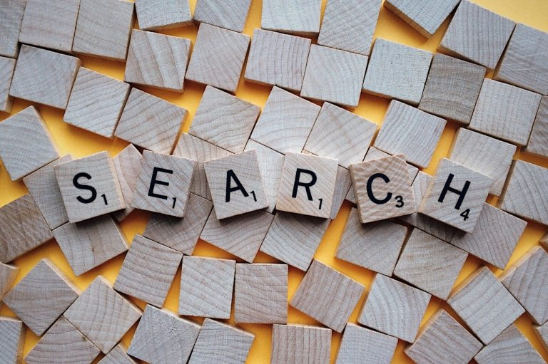 Searching for your niche